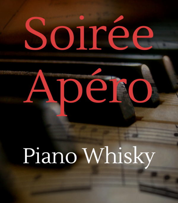 Soirée Piano whisky de Caviste Nancy