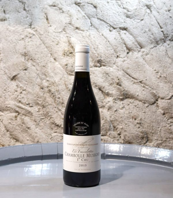 CHAMBOLLE MUSIGNY 1er Cru Les Feusselottes