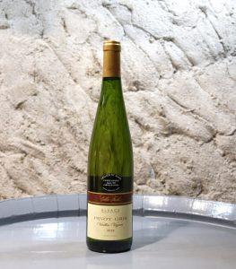 PINOT GRIS Vieilles Vignes Domaine Eblin-Fuchs