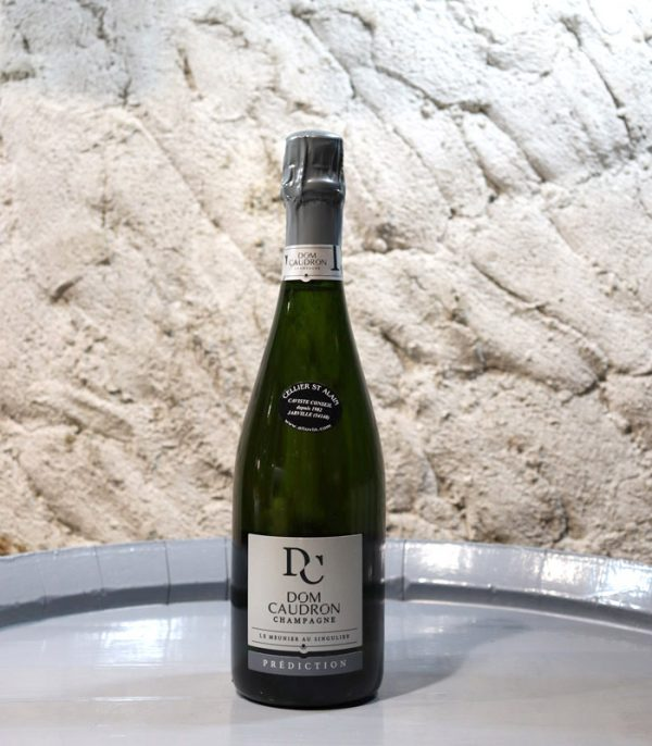 Champagne DOM CAUDRON Brut «Prédiction»
