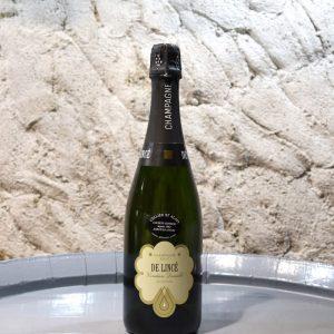 Champagne DE LINCE Comtesse Danielle Brut Sélection