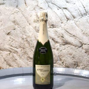 Champagne ALBERT DE CERVIN Brut