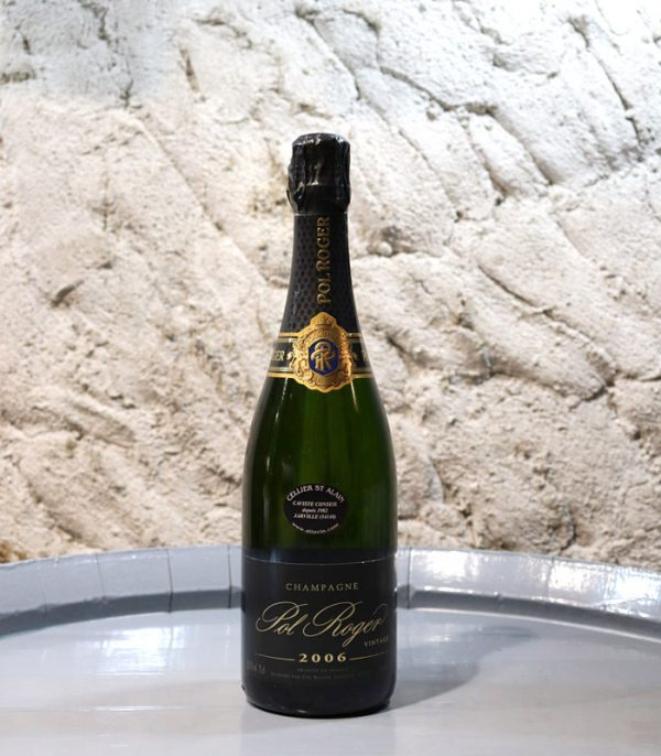 Champagne POL ROGER Vintage