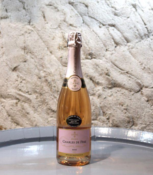 CHARLES DE FERE «Réserve» Rosé