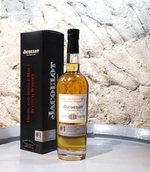WHISKY JACOULOT #3
