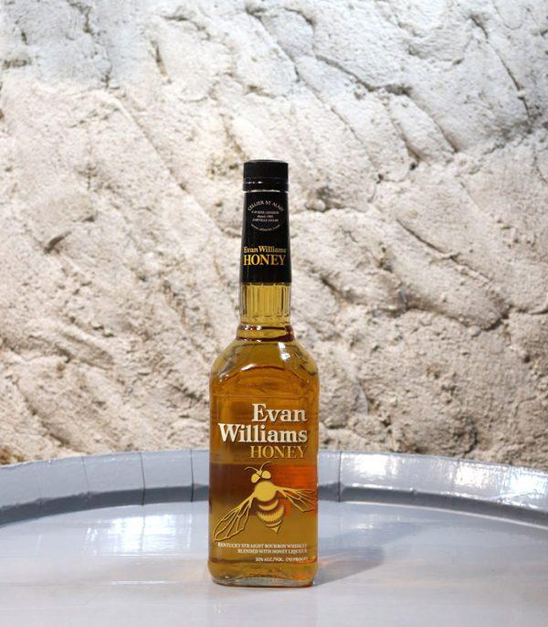 Evan Willams Honey réserve Bourbon au Miel