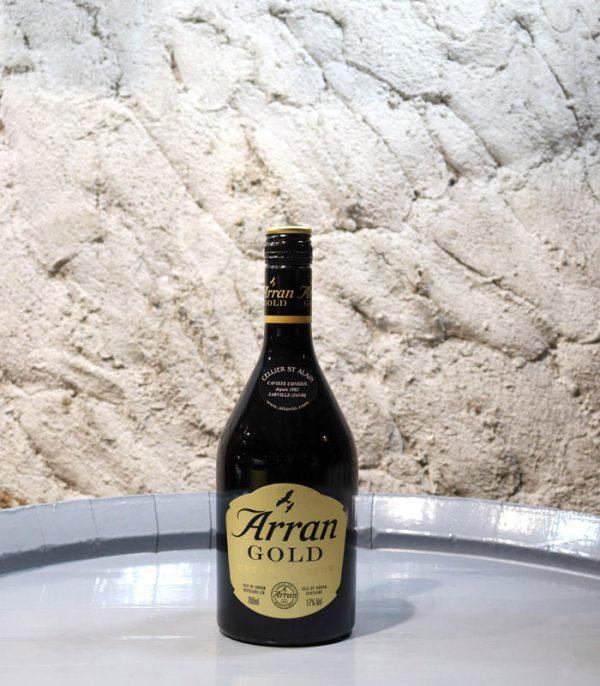 Crème de Whisky ARRAN GOLD
