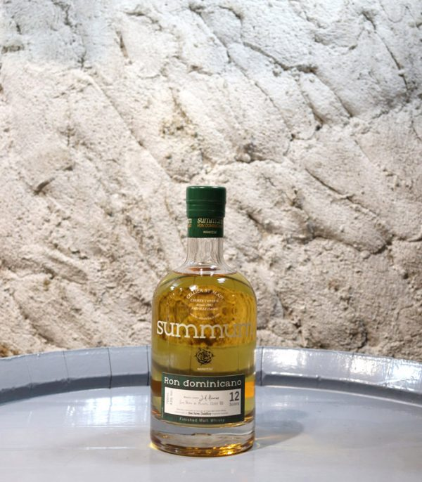 SUMMUM 12 ans Finition Whisky