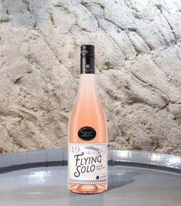 Caviste Nancy Flying Solo Vin Rosé