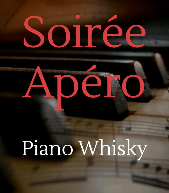 Soirée Piano Rhum