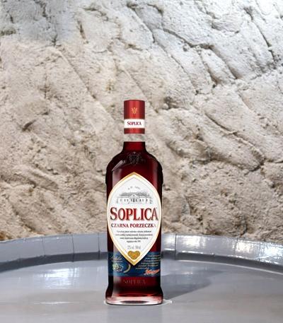 Soplica Cassis - Liqueur de Vodka