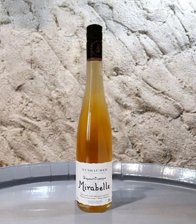Liqueur de Mirabelle - Nusbaumer (Steige)