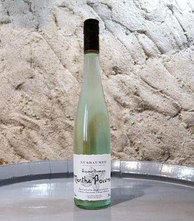 Liqueur de Menthe Poivrée - Nusbaumer (Steige)