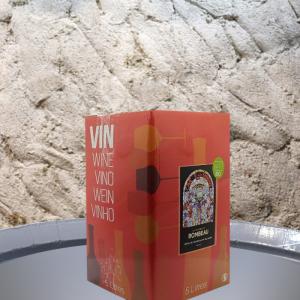Côtes du Roussillon Villages rouge bib 5 litres