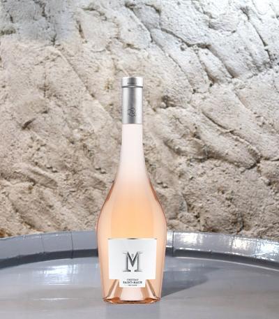 Château Saint Maur Cru Classé rosé Saint M