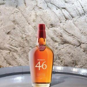 Bourbon Maker's Mark 46