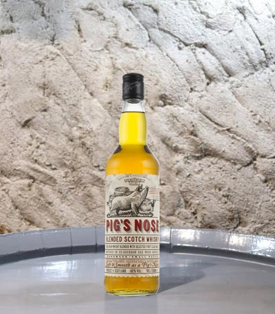 Pig's Nose whisky