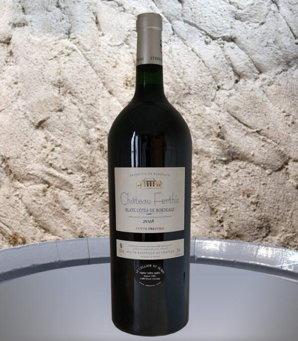 Blaye Côtes de Bordeaux Château Ferthis